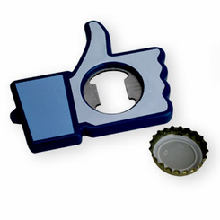 Thumbs Up Bottle Opener