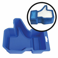 Thumbs Up Silicon Cake Mold