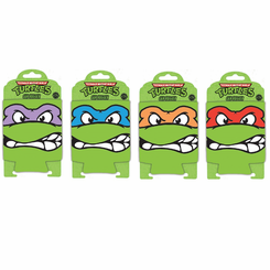 TMNT Growl Face 4pc Case Pack
