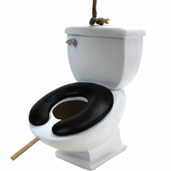Toilet Birdhouse