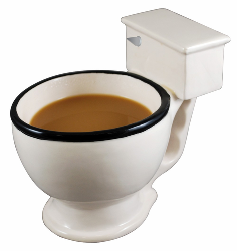 The Toilet Mug - Click to enlarge