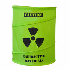 Toxic Waste Pop Up Laundry Hamper