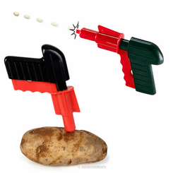 Toy Potato Spud Gun