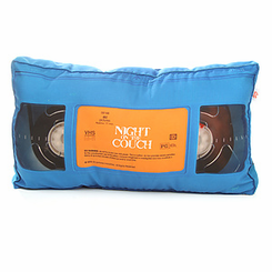 VHS Retro Pillow