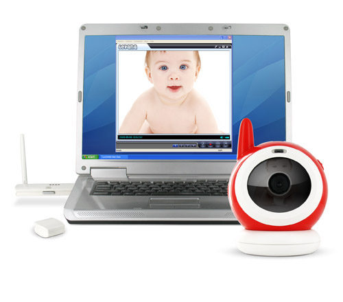 video baby monitor internet - Click to enlarge