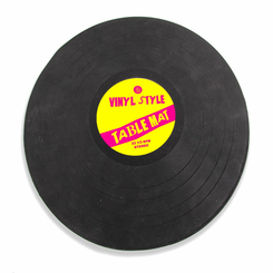 Vinyl Record Table Mat