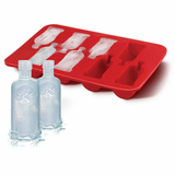 Vodka Bottle Ice Cube Tray