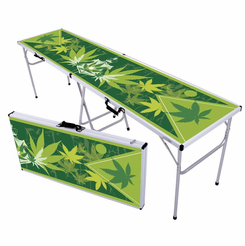 Weed Beer Pong Table