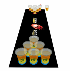 Winning! Pro Beer Pong Kit