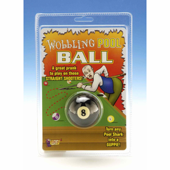 Wobbling Eight Ball