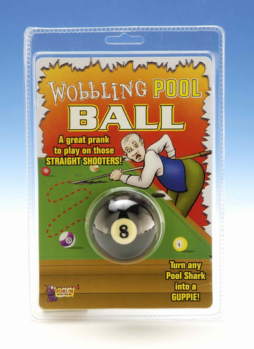 Wobbling Eight Ball - Click to enlarge