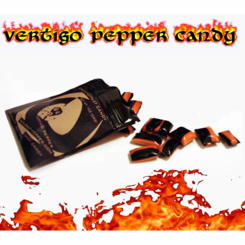 World's Hottest Candy: Vertigo Pepper Candy