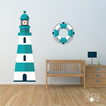 Lighthouse - Wall Decals