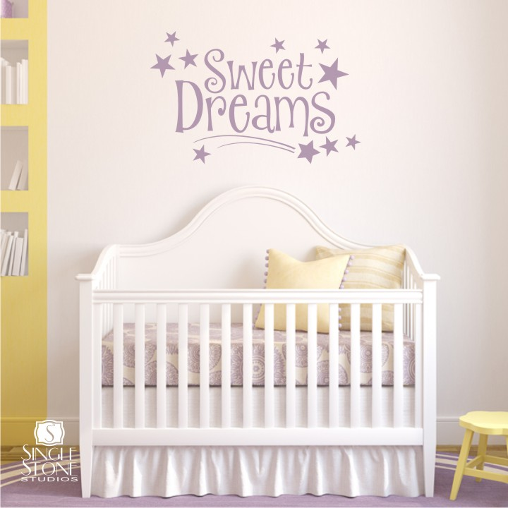 sweet dreams wall decals wall decals wall stickers sweet dreams quote butterfly wall sticker decals art