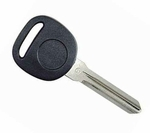 2008 Chevrolet Express transponder key blank