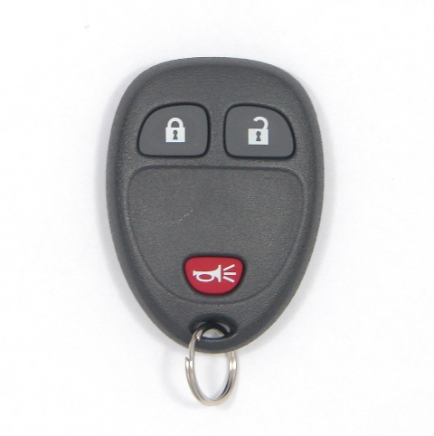 2008 Gmc Sierra Remote Keyless Entry Key Fob Transmitter