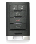 2012 Cadillac SRX Keyless Entry Remote Key