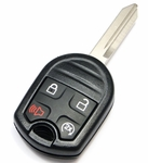 2012 Ford F-250 Keyless Remote Start Key
