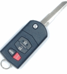 2013 Mazda 6 Keyless Entry Remote + key