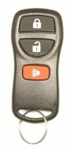 2013 Nissan NV Keyless Entry Remote