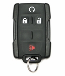 2014 Chevrolet Silverado Keyless Entry Remote w/ Engine Start