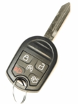 2014 Lincoln MKZ Keyless Entry Remote / key 5 button