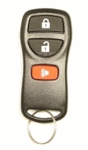 2014 Nissan Frontier Keyless Entry Remote