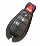 2015 Dodge Dart Keyless Entry Remote Key