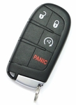 2015 Jeep Grand Cherokee Remote Key w/Remote Start