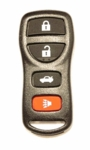 2015 Nissan Armada Keyless Entry Remote with lift gate