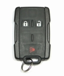2016 Chevrolet Silverado Keyless Entry Remote