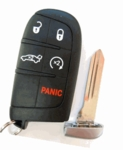 2016 Dodge Charger Keyless Remote Key w/ Engine Start