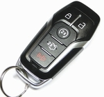 2017 Ford Mustang Smart Remote Key w/ Remote Engine Start