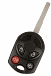 2017 Ford Transit Connect Keyless Remote Key - 4 button