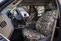 RuffTuff Outdoor Camo Seat Covers From $309.99