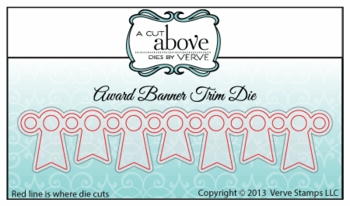 Award Banner Trim Die