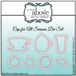 Cup for All Seasons Die Set