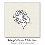 Fringe Flower Plain Jane