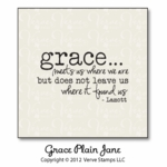 Grace Plain Jane