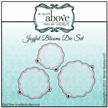 Joyful Blooms Die Set