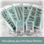 June 2015 Stamp Collection
