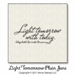 Light Tomorrow Plain Jane