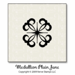 Medallion Plain Jane