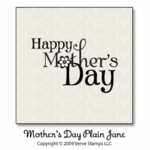 Mother's Day Plain Jane