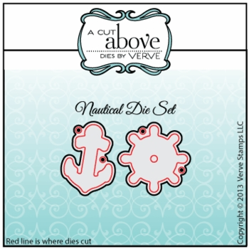 Nautical Die Set