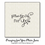 Praying for You Plain Jane