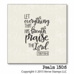 Psalm 150:6 Plain Jane