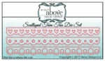 Scalloped Trim Trio Die Set