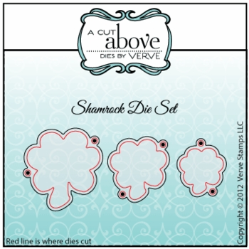 Shamrock Die Set