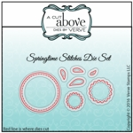 Springtime Stitches Die Set